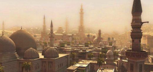Дамаск – древнейший город мира