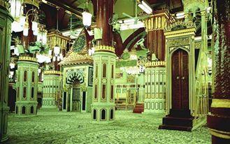 Ибн Таймийя запрещал посещать могилу Пророка Мухаммада