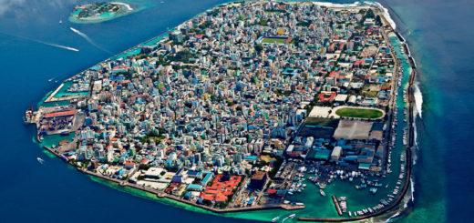 Мальдивы - острова мусульман и история принятия ими Ислама