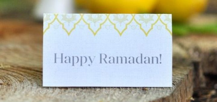 Правила поста в месяц Рамадан