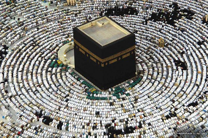 Запрещенные места для секса в исламе